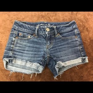 American Eagle Outfitters Shorts - American eagle 2 pair shorts size 00